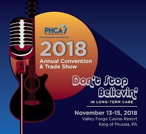 PHCA Annual Convention and Trade Show @ Valley Forge Casino Resort | King of Prussia | Pennsylvania | United States