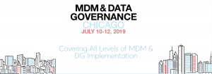 MDM & Data Governance Summit @ Marriott Marquis Chicago