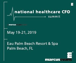 National Healthcare CFO Summit @ Eau Palm Beach Resort & Spa